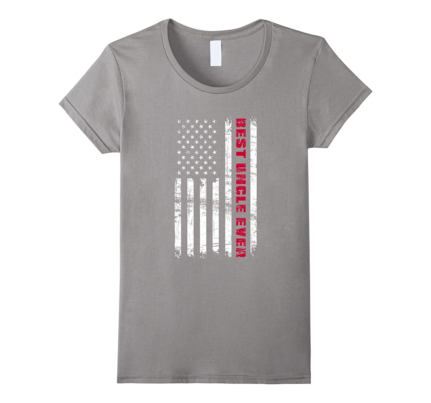 American Flag Best Uncle Ever Patriotic Shirt