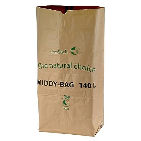 Amazon.com: All-Green 140 litros de basura biodegradables y ...