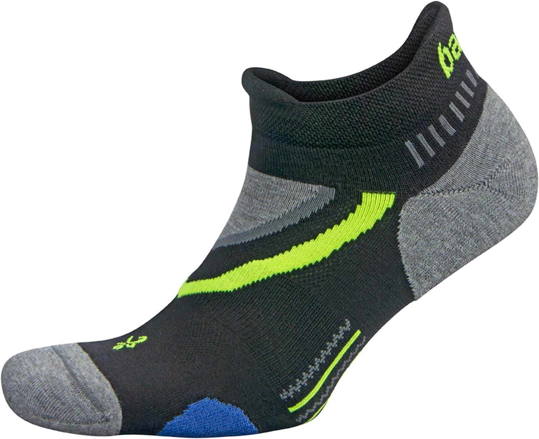 Balega UltraGlide Friction-Free No-Show Running Socks for Men and Women: Clothing