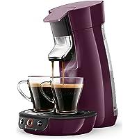 Philips hd6563/91Senseo Viva Kaffeepadmaschine 400100001, 0,9l, Flieder Intense
