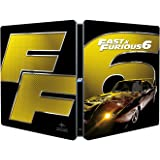 Fast & Furious 6 (Blu-Ray) (Steelbook)