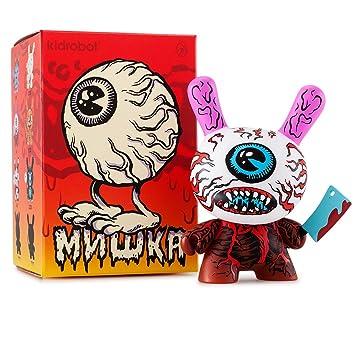 Amazon.com: Kidrobot Mishka Dunny Mini Series Blind Box Vinyl ...