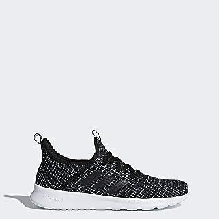 adidas Performance Women's Cloudfoam Pure Running Shoe, Black/Black/White, 6 M US
