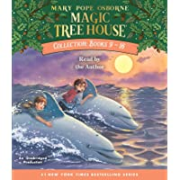 Magic Tree House Collection: Books 9-16: #9: Dolphins at Daybreak; #10: Ghost Town; #11: Lions; #12: Polar Bears Past…