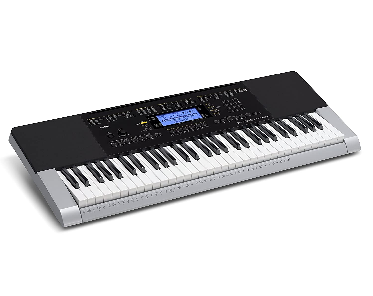 Casio Inc. CTK4400 61-Key Keyboard