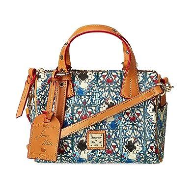 766bc0f6f5 Amazon.com  Dooney   Bourke Disney Princess Snow White Kendra Satchel Purse  Handbag  Shoes