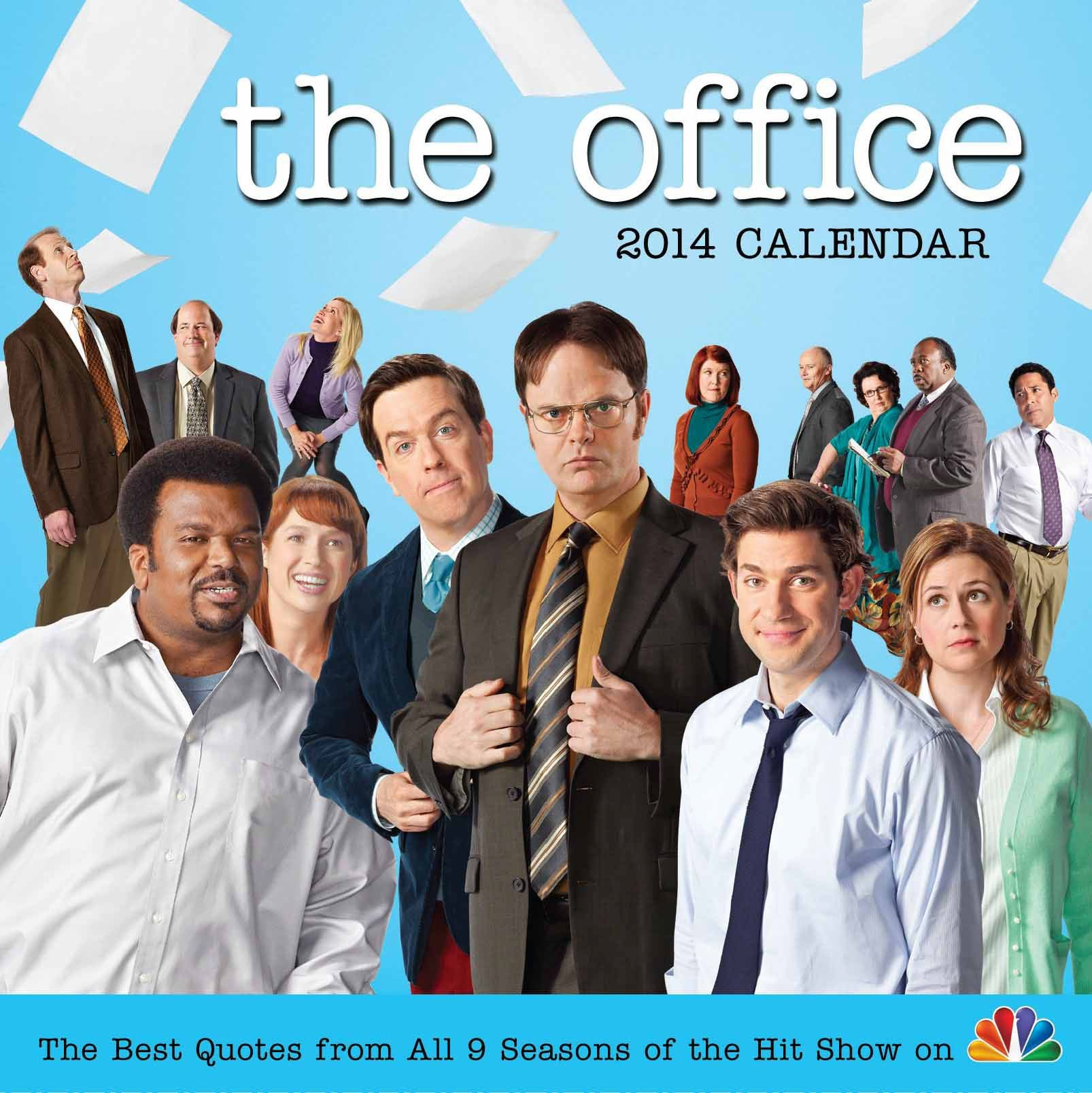 pictures of the office. The Office Calendar Pictures Of