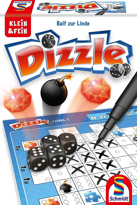 Schmidt Spiele 49352 dise/ño de Dados y Familiares Dizzle
