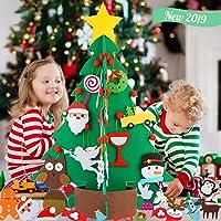 Fieltro Árbol de Navidad, Árbol de Navidad artificial