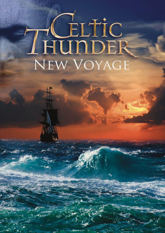 DVD : Celtic Thunder - New Voyage (DVD)