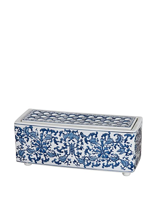 Amazon.com: Winward Longlife Flor arreglista, Blue/White ...