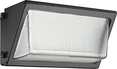 Lithonia Lighting TWR2 LED 1 50K MVOLT DDB Wall LED 79W Outdoor Luminaire Light, Black Bronze