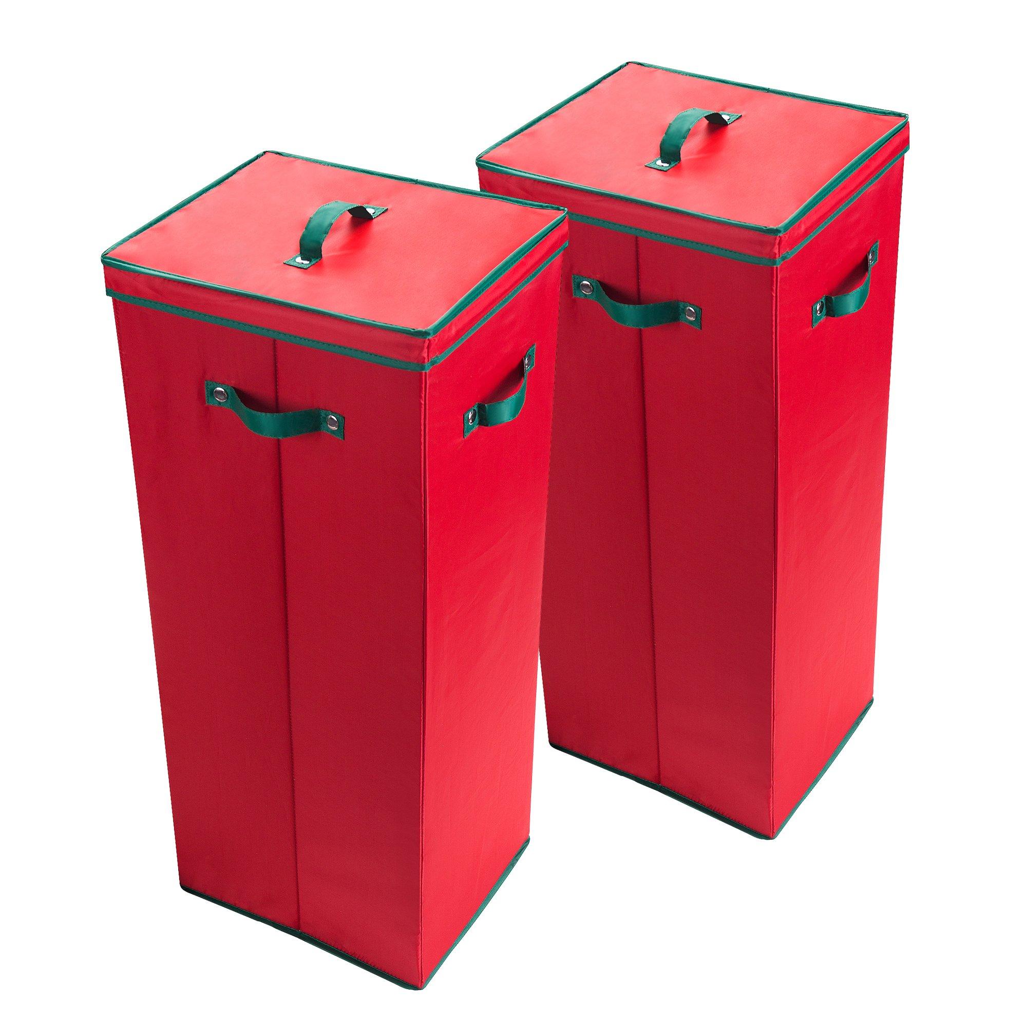 Elf Stor 83-DT5177 1581 2-Pack of 1024, Red