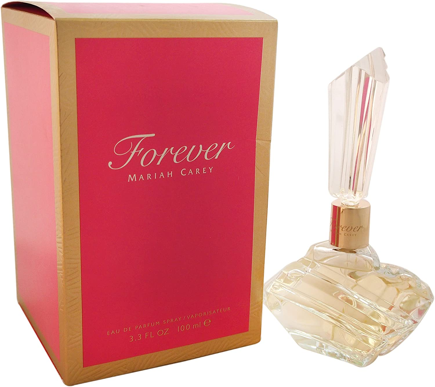 MARIAH CAREY FOREVER by Mariah Carey Perfume for Women (EAU DE PARFUM SPRAY 3.4 OZ) by Mariah Carey