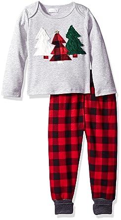 mud pie baby girls holiday christmas tree two piece playwear set three 0 - Mud Pie Christmas Pajamas