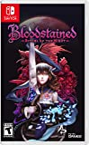 Bloodstained: Ritual Of The Night Nintendo Switch Games and Software