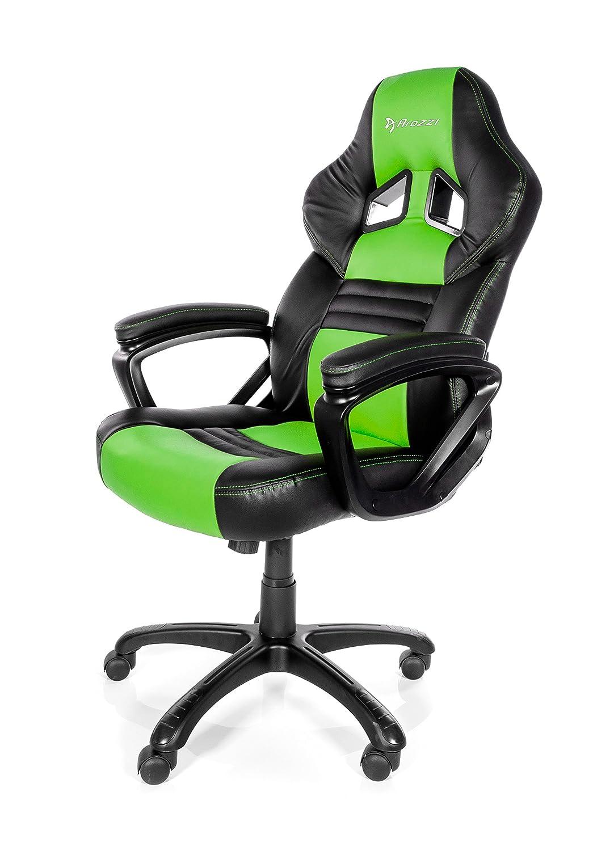 Arozzi Gaming Stuhl MONZA schwarz//gelb