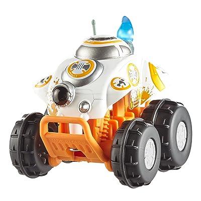 Hot Wheels Star Wars All-Terrain BB-8 Vehicle: Toys & Games