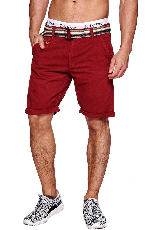 TALLA XL. INDICODE Castro - pantalón corto para hombre