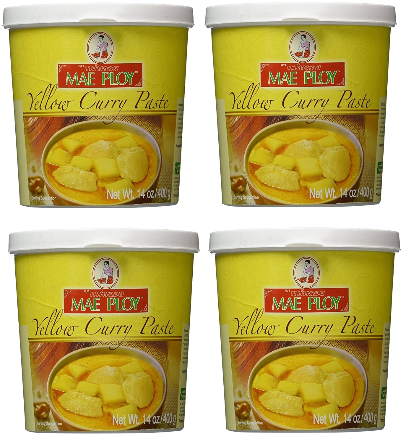 Blue apron yellow curry - Mae Ploy Thai Yellow Curry Paste 14 Oz Jar Amazon Com Grocery Gourmet Food
