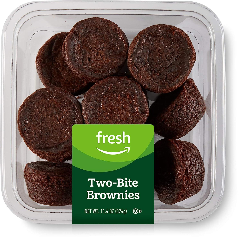 Fresh Brand – Two-Bite Brownies, 11.4 oz (12 ct)