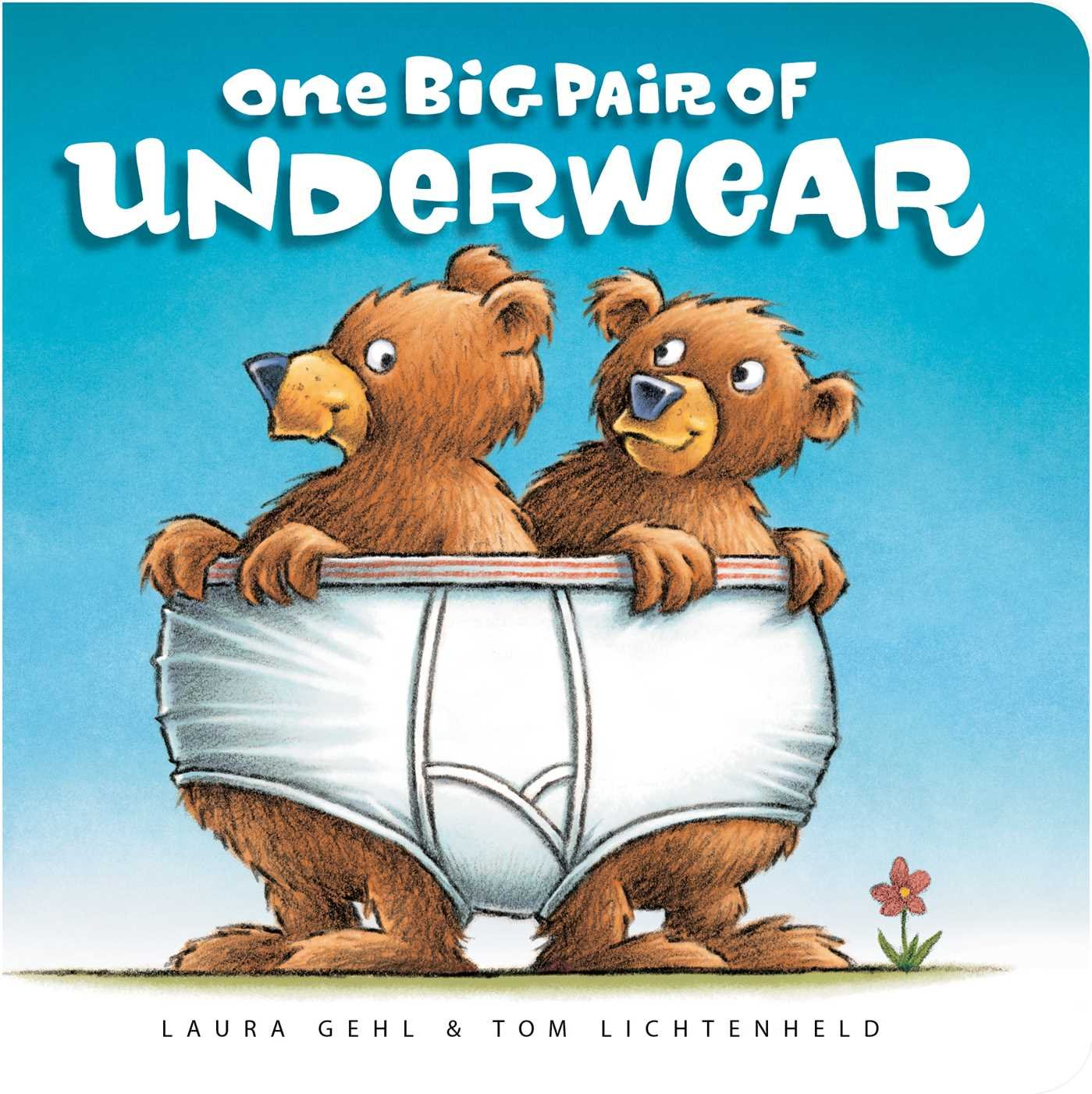 Pair Underwear Classic Board Books product image