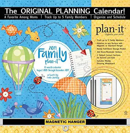 Amazon.com : WSBL Family 2019 Plan-It Plus (19997009162 ...