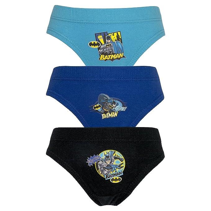 Disney - Panti - para bebé niño azul Batman 1 Small