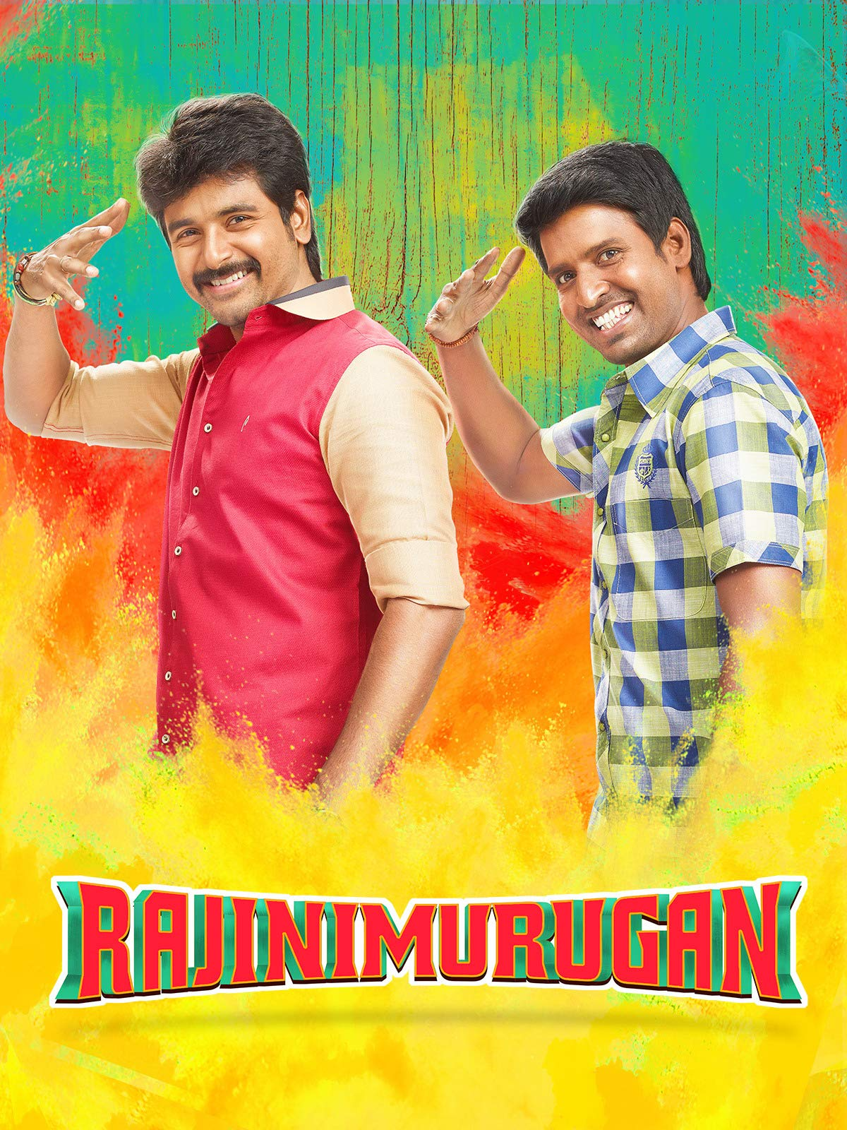 Rajini Murugan (2021) Hindi Dubbed 400MB HDRip 480p Download