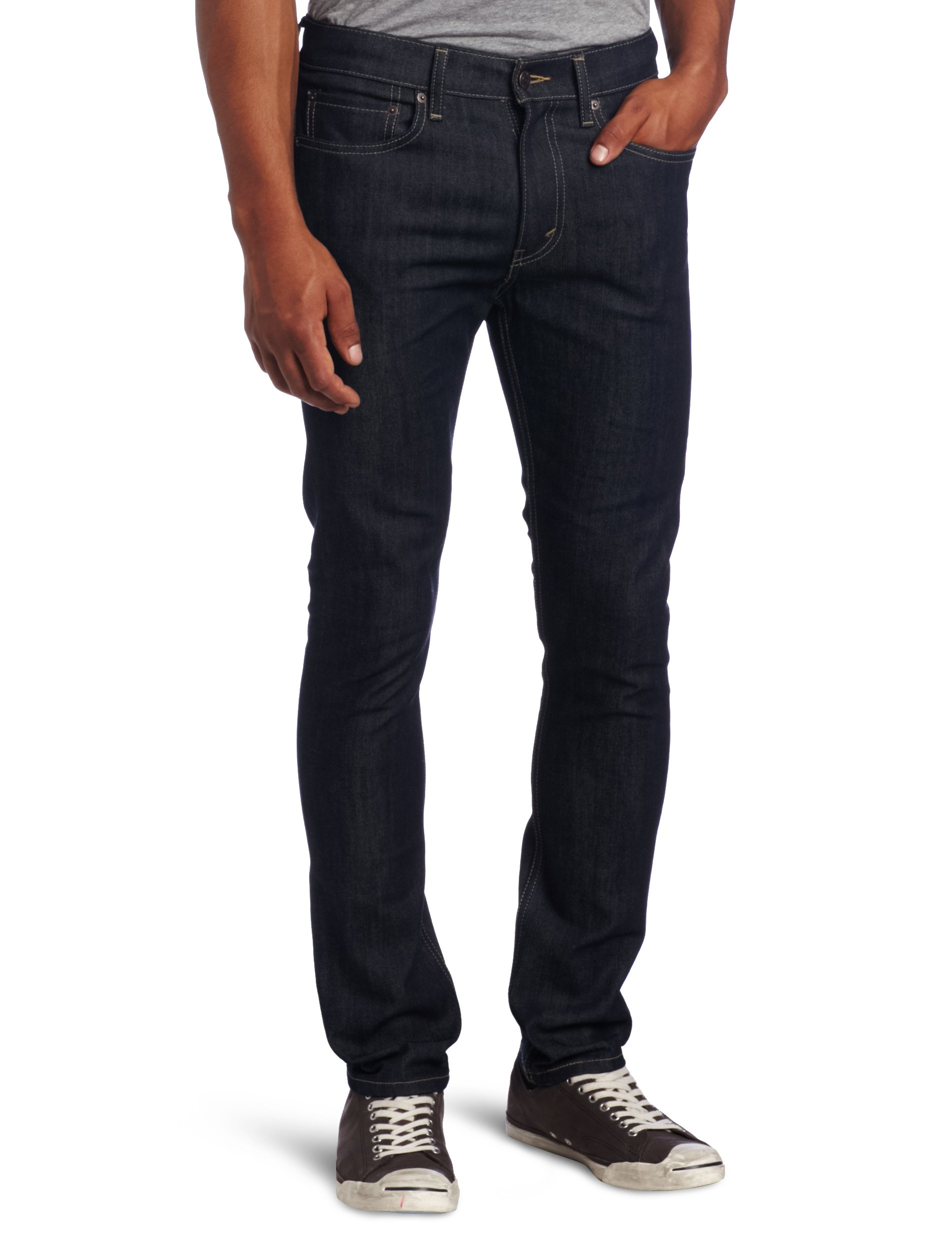 Levi's Men's 510 Skinny Fit Jean, Rigid Stretch, 32x32 by Levi's