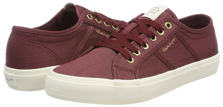 GANT Damen Sneaker, Zoe Sneaker, Damen Rot (Scarlett ROT) d22bdd
