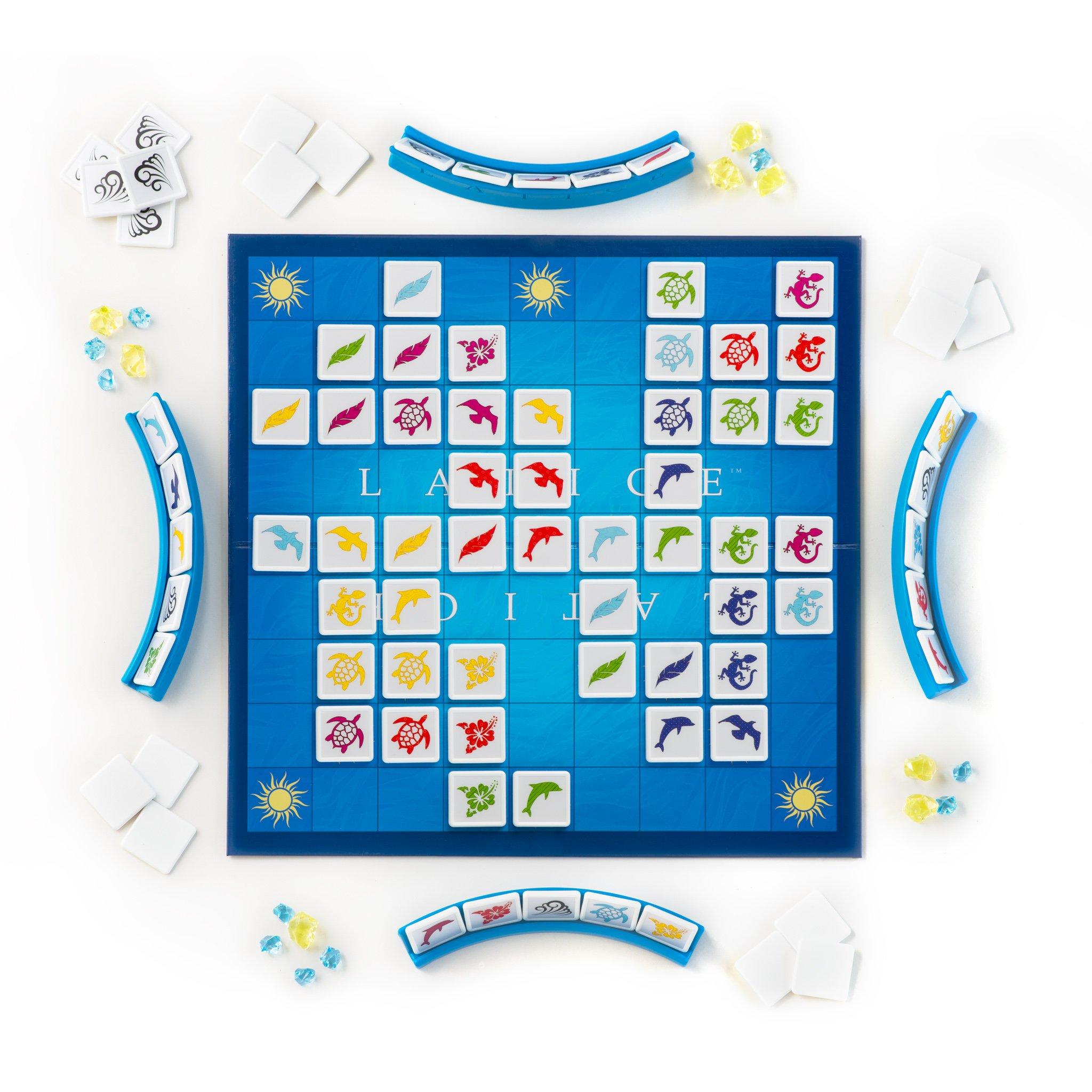 Latice Deluxe - Brettspiel (Neuauflage)