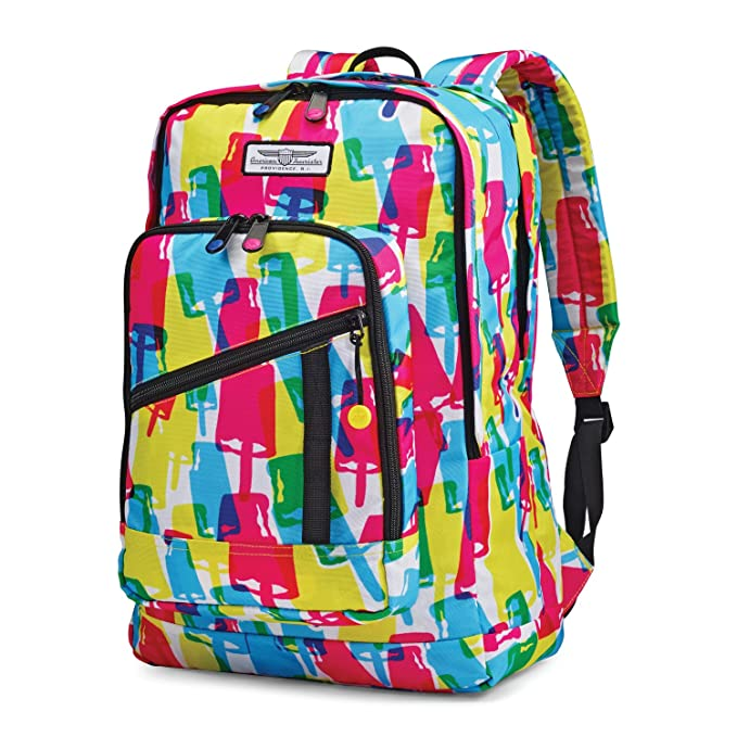 """American Tourister Keystone Backpack, Popsicle, 18"""""""
