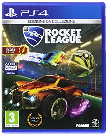 Rocket League - PlayStation 4 [Importación italiana]