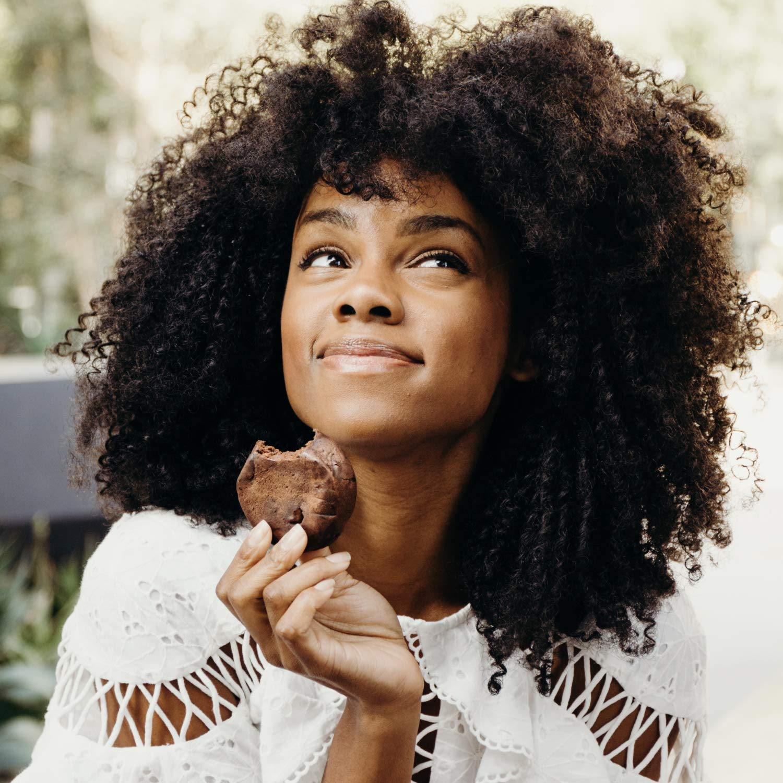 Rule Breaker Snacks, Deep Chocolate Brownie, Healthy and Unbelievably Delicious, Vegan, Gluten Free, Nut Free, Allergen Friendly, Kosher (12ct pack) by Rule Breaker (Image #8)