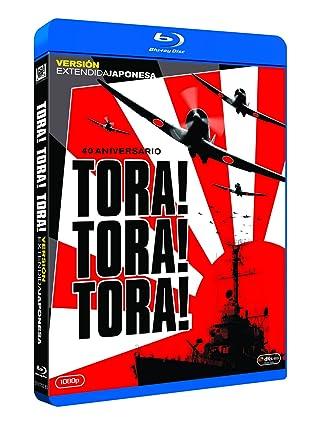 Tora! Tora! Tora! - Blu-Ray - Edición Extendida Blu-ray: Amazon.es ...