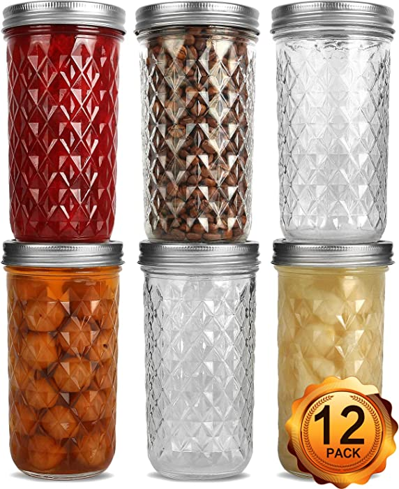 Top 10 Wide Mouth Pint Canning Jars Walmart