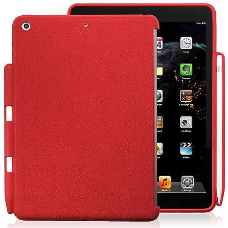 Amazon.com: KHOMO accesorios iPad 9.7 inch funda (& 2018 ...
