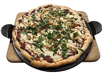 Venta: La Mejor Valor Pizza piedra para hornear y asar, 15 ...