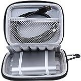 niceEshop(TM) EVA Antichoc Voyage Sac de Rangement pour Portable Disque Dur Externe / GPS Caméra / Batterie Pack Externe