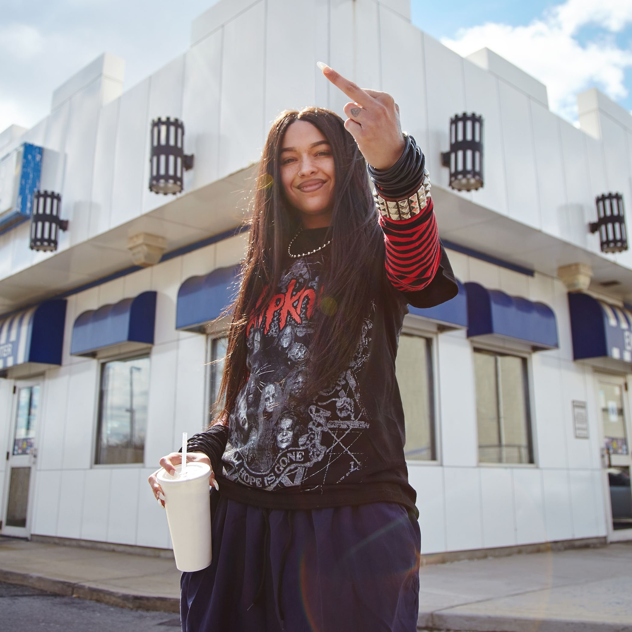 Cassette : Princess Nokia - Girl Cried Red (Cassette)
