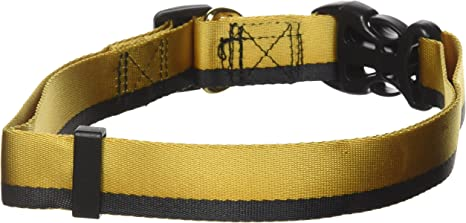 Crowded Coup ST208 Star Trek Dog Collar Red XL-Boldly Go Where No Other Dog Has Gone Before