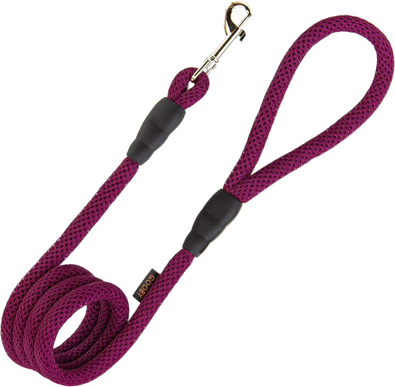 4ft-Purple climbing rope dog leash