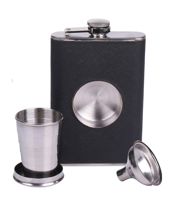 即納!最大半額! Shot Liquor: Flask: 240ml Stainless Steel Flasks For Liquor: For Flask Men Set With Built-In Collapsible Shot Glass And Flask Funnel, Hip Flask For Men And Women- By Infinite Bliss B07BN2LTZS, フローリスト花政:6d5f7f28 --- a0267596.xsph.ru