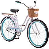 Schwinn Destiny Womens Beach Cruiser Bike, Single Speed, 24-inch Wheels