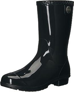 8cce1fe072e Amazon.com | UGG Women's Shelby Matte Rain Boot | Shoes