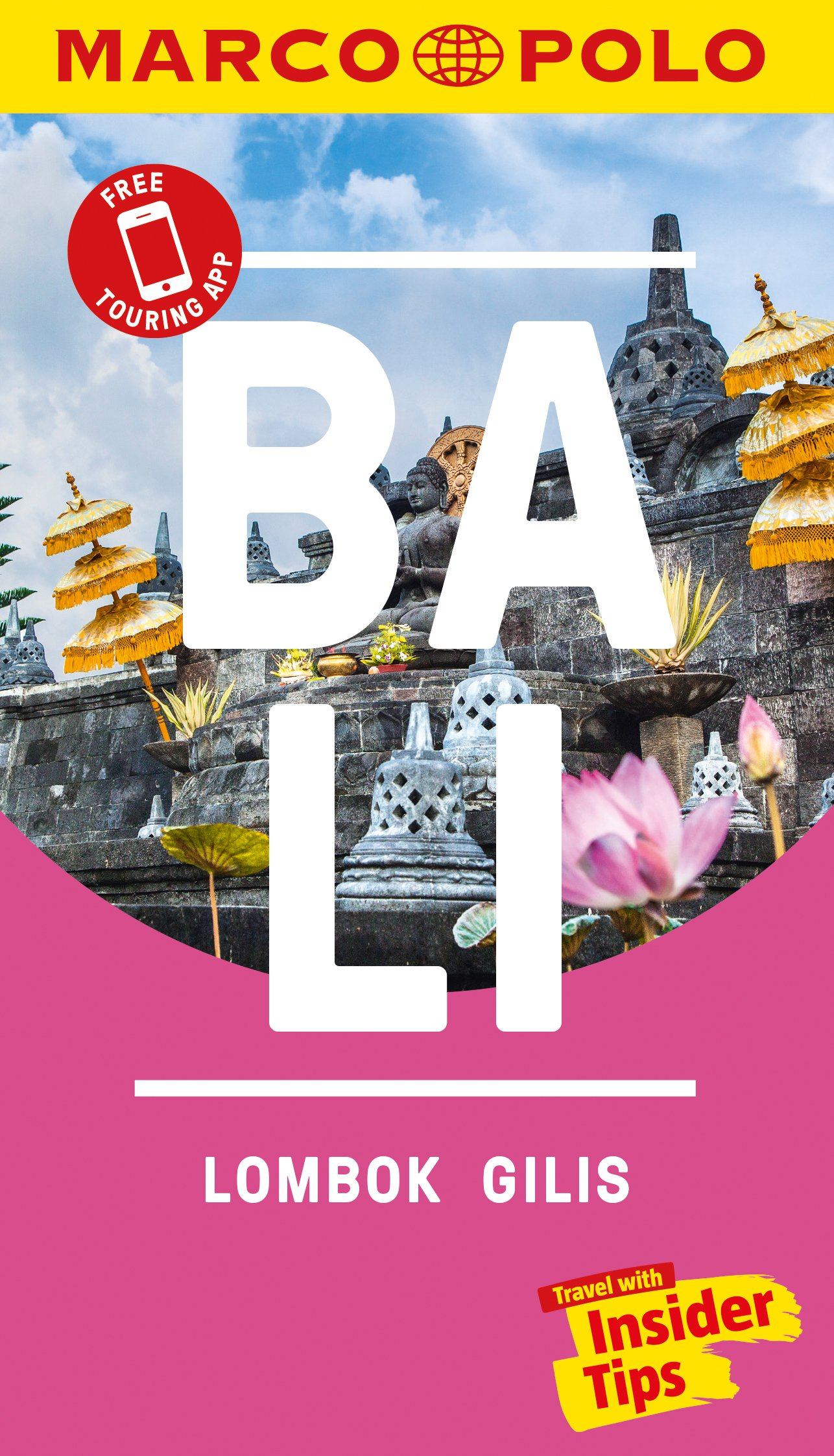 Bali Travel Map Guide