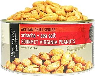 product image for Belmont Peanuts Artisan Gourmet Virginia Peanuts (Srirachi & Sea Salt, 20 oz)
