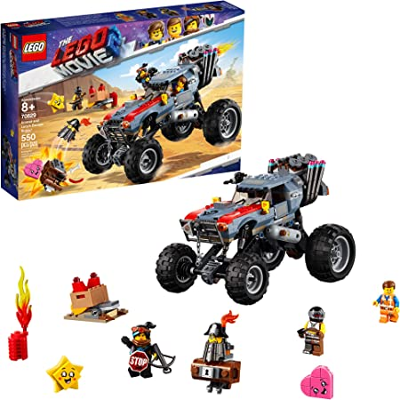 LEGO Movie 2 Escape Buggy 70829 Sharkira MINIFIGURE Only