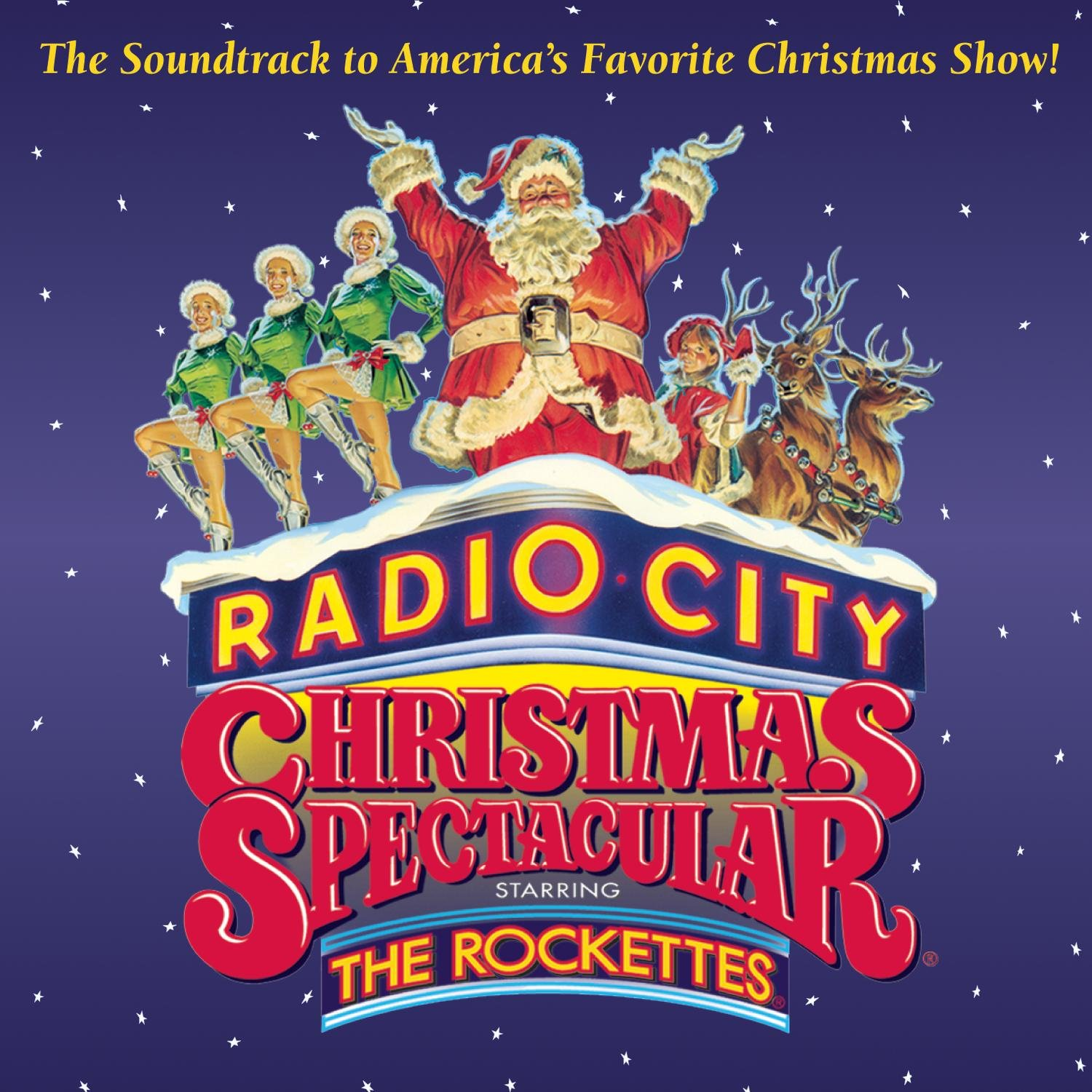 2020 Radio City Christmas Spectacular Radio City Christmas   Radio City Christmas Spectacular   Amazon